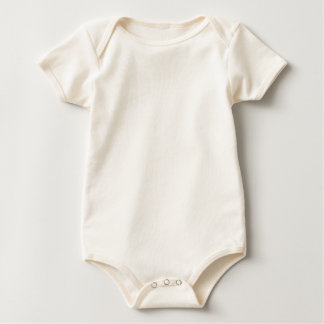 When Alarm Sounds, Stay Clear of Indicated Area Baby Bodysuit