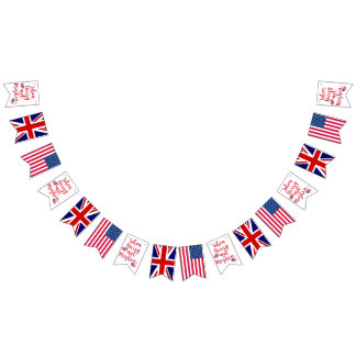 When Harry met Meghan | Royal Wedding Celebration Bunting