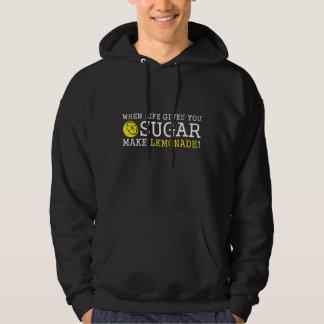 When Life Gives You Sugar Make Lemonade Hoodie
