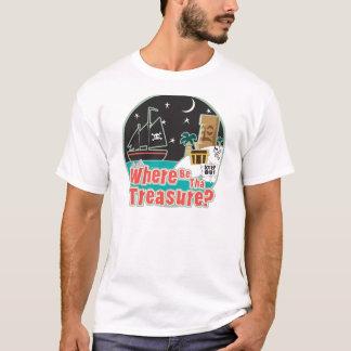 Where Be Tha Treasure T-Shirt