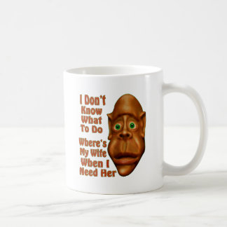 Where My Wife Coffee Mug