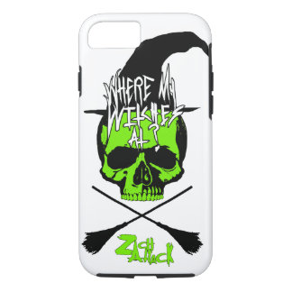 Where my Witches At? iPhone 7 Case