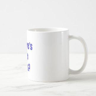 Wheres the Gym Coffee Mug