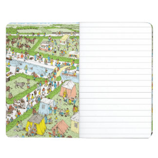 Where's Waldo Campsite Journal
