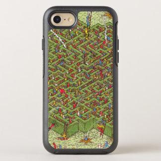Where's Waldo Great Escape OtterBox Symmetry iPhone 7 Case