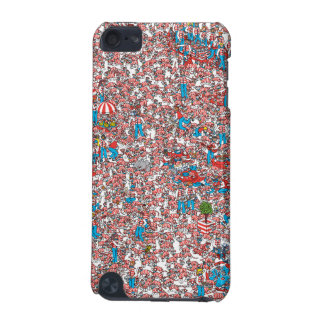 Where's Waldo Land of Woofs iPod Touch 5G Covers