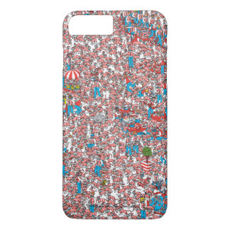Where's Waldo Land of Woofs iPhone 8 Plus/7 Plus Case
