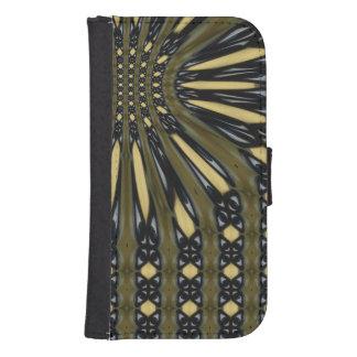 Whimsical Art Deco ~ Phone wallet
