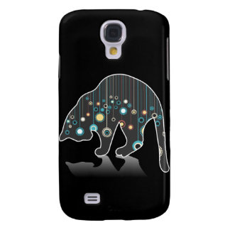 Whimsical Cat  Galaxy S4 Case