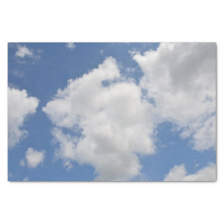 Whimsical Cloud Tissue Paper