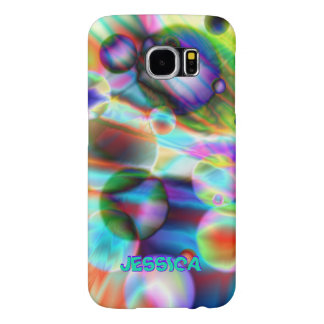 WHIMSICAL DREAMSCAPE SPACE, PLANETS SAMSUNG GALAXY SAMSUNG GALAXY S6 CASES