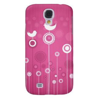 Whimsical Garden  Galaxy S4 Case