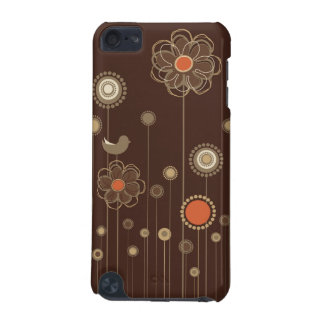 Whimsical Garden iPod Case iPod Touch 5G Cases