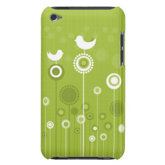 Whimsical Garden iPod Case iPod Touch Case-Mate Case