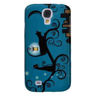 Whimsical Halloween  Galaxy S4 Case
