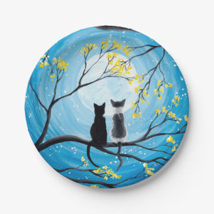 Acrylic Painting Plates Zazzle Nz