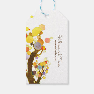 Whimsical Trees Business Price Tag | Hang Tag