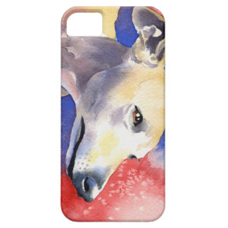 Whippet Barely There iPhone 5 Case