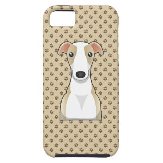 Whippet Cartoon iPhone 5 Cover