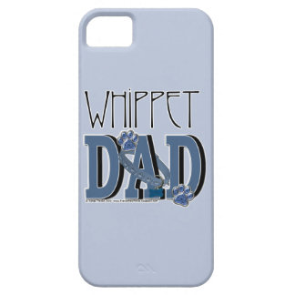 Whippet DAD iPhone 5 Cover