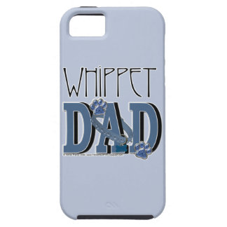 Whippet DAD iPhone 5 Covers