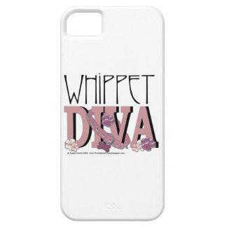 Whippet DIVA iPhone 5 Cases