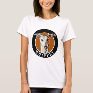 Whippet Dog 002 T-Shirt