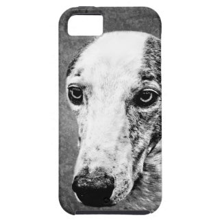 Whippet dog iPhone 5 covers