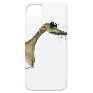 WHIPPET dog, tony fernandes iPhone 5 Case