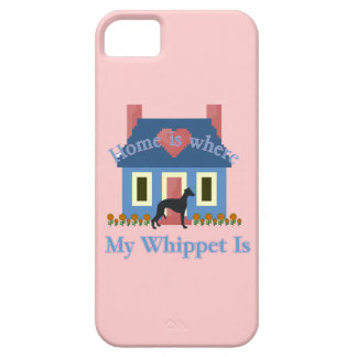 Whippet Home Is Barely There iPhone 5 Case