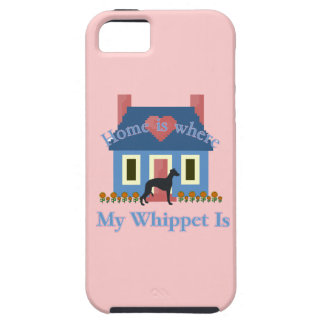Whippet Home Is iPhone 5 Case