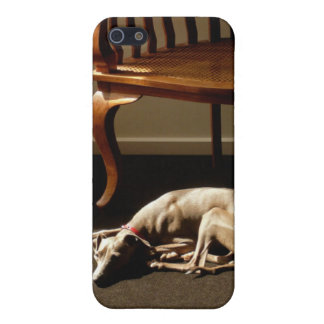 Whippet! iPhone 5 Cases