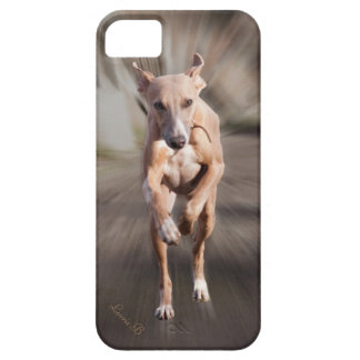 Whippet iPhone 5 Cover