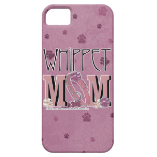Whippet MOM iPhone 5 Cases