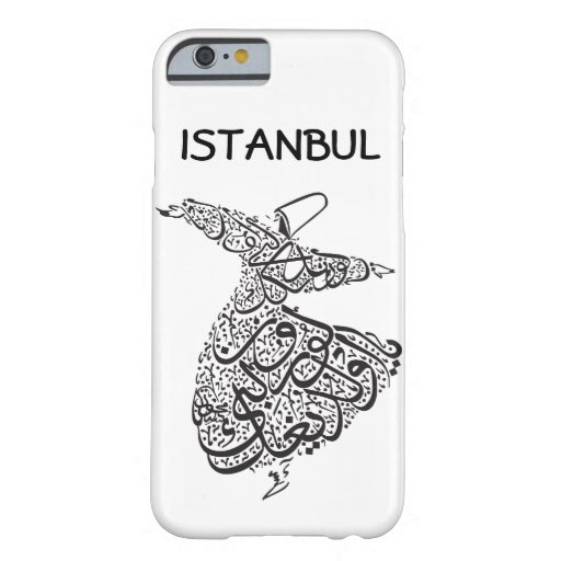 Whirling Dervish iPhone 6 Case