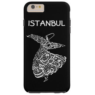 Whirling Dervish Tough iPhone 6 Plus Case