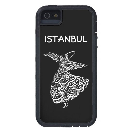 Whirling Dervish Cover For iPhone 5