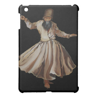 Whirling Dervish iPad Mini Cases