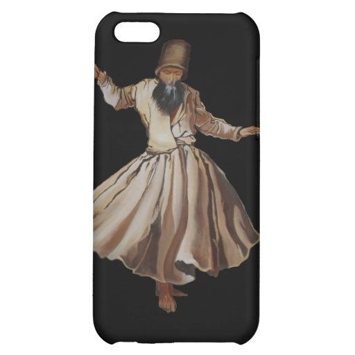 Whirling Dervish iPhone 5C Covers