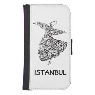 Whirling Dervish Galaxy S4 Wallet Case
