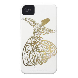 Whirling Sufi Dervish iPhone 4 Cover