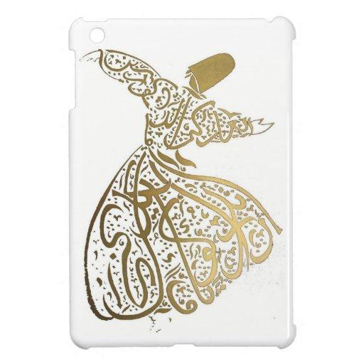 Whirling Sufi Dervish iPad Mini Case