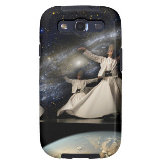 Whirling Universe Galaxy S3 Cover