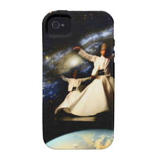 Whirling Universe Case-Mate iPhone 4 Cases