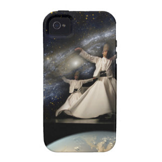 Whirling Universe iPhone 4/4S Case