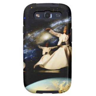 Whirling Universe Samsung Galaxy S3 Covers