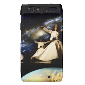 Whirling Universe Droid RAZR Covers