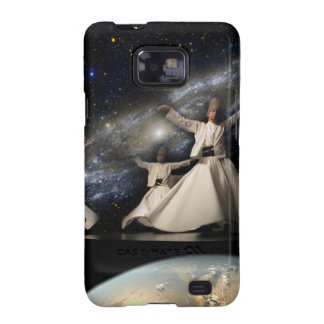 Whirling Universe Galaxy SII Cases