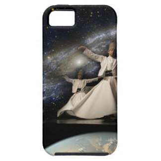 Whirling Universe iPhone 5 Covers