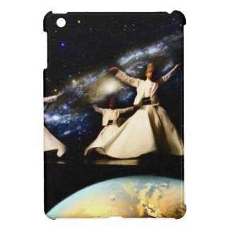 Whirling Universe iPad Mini Covers
